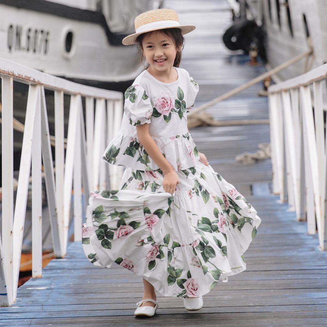 """Con gái của Hà Kiều Anh xinh chuẩn """"đại mỹ nhân tương lai"""" khiến Mai Phương Thúy ngưỡng mộ - Ảnh 4."""
