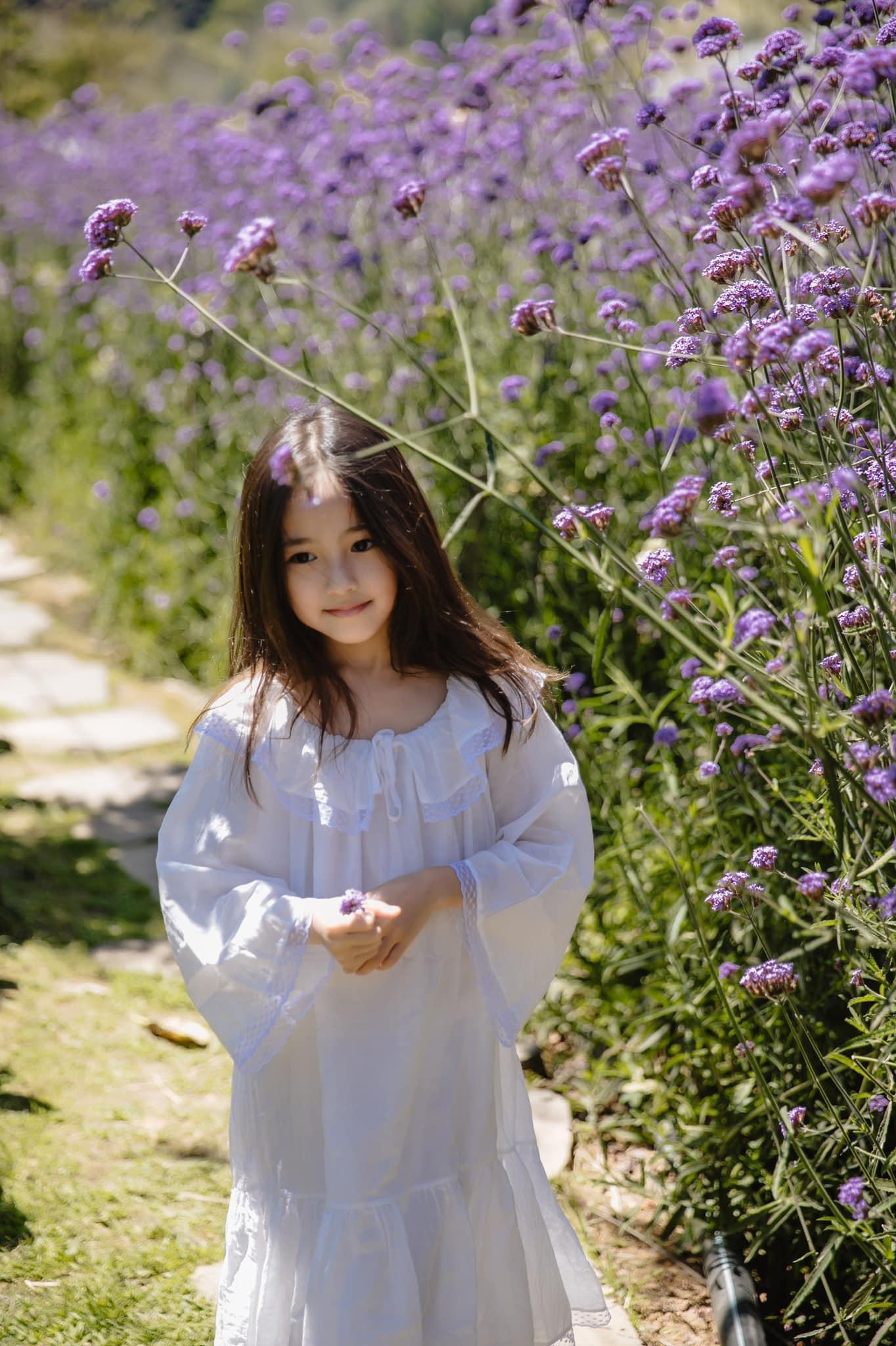 """Con gái của Hà Kiều Anh xinh chuẩn """"đại mỹ nhân tương lai"""" khiến Mai Phương Thúy ngưỡng mộ - Ảnh 10."""
