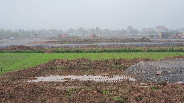 """Hà Nam: """"Cò đất"""" tung hoành bán đất phân lô trái luật trong dự án nhà ở - Ảnh 3."""