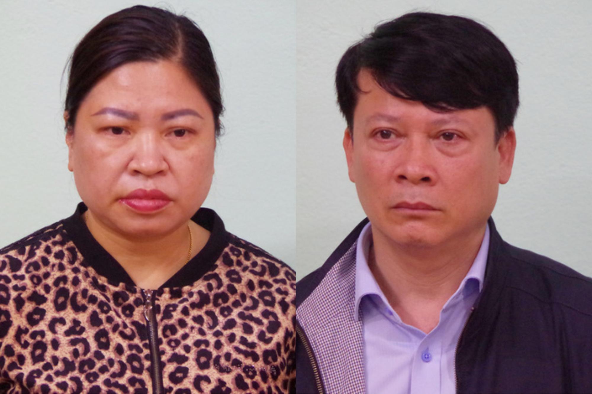 Bắt giữ nguyên Trưởng phòng Giáo dục - Đào tạo tỉnh Hà Giang - Ảnh 1.