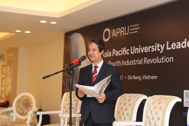 Nhìn lại thành tựu Bộ trưởng Bộ GD-ĐT Nguyễn Kim Sơn làm được tại Đại học Quốc gia Hà Nội - Ảnh 5.