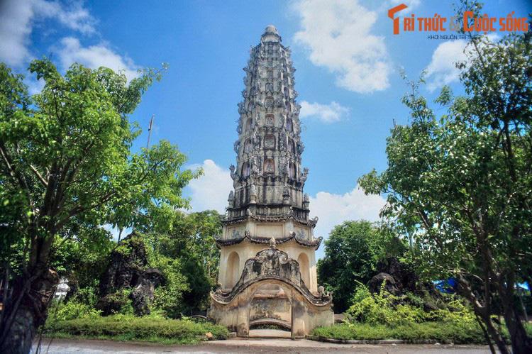 """Điểm danh những ngôi chùa mang kiến trúc """"nửa Tây nửa ta"""" ở Việt Nam khiến du khách thích mê - Ảnh 4."""