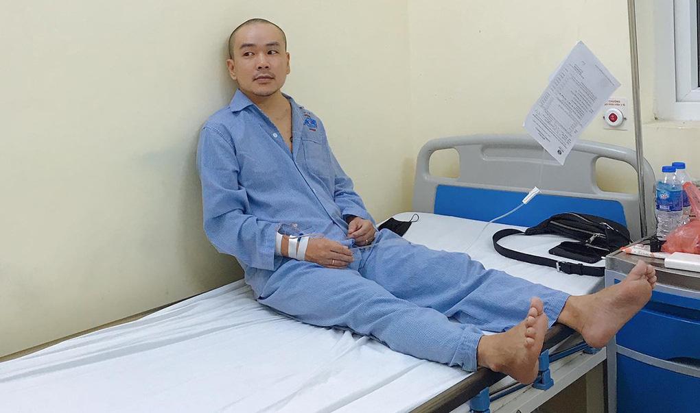 """Diễn viên Đức Thịnh: """"Tôi điều trị hết phác đồ nhưng khối u vẫn còn"""" - Ảnh 2."""