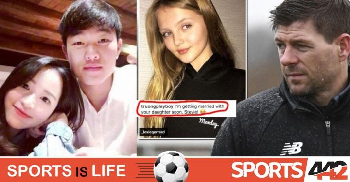 TIẾT LỘ: Người đầu tiên Xuân Trường muốn cưới là con gái... Steven Gerrard - Ảnh 1.