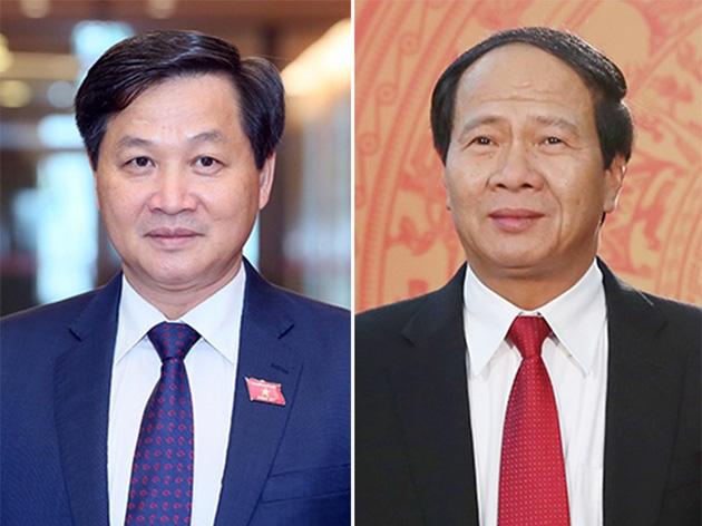 Tướng Phan Văn Giang giữ chức Bộ trưởng Bộ Quốc phòng, Giám đốc Đại học Quốc gia Hà Nội làm Bộ trưởng Bộ GD-ĐT - Ảnh 1.