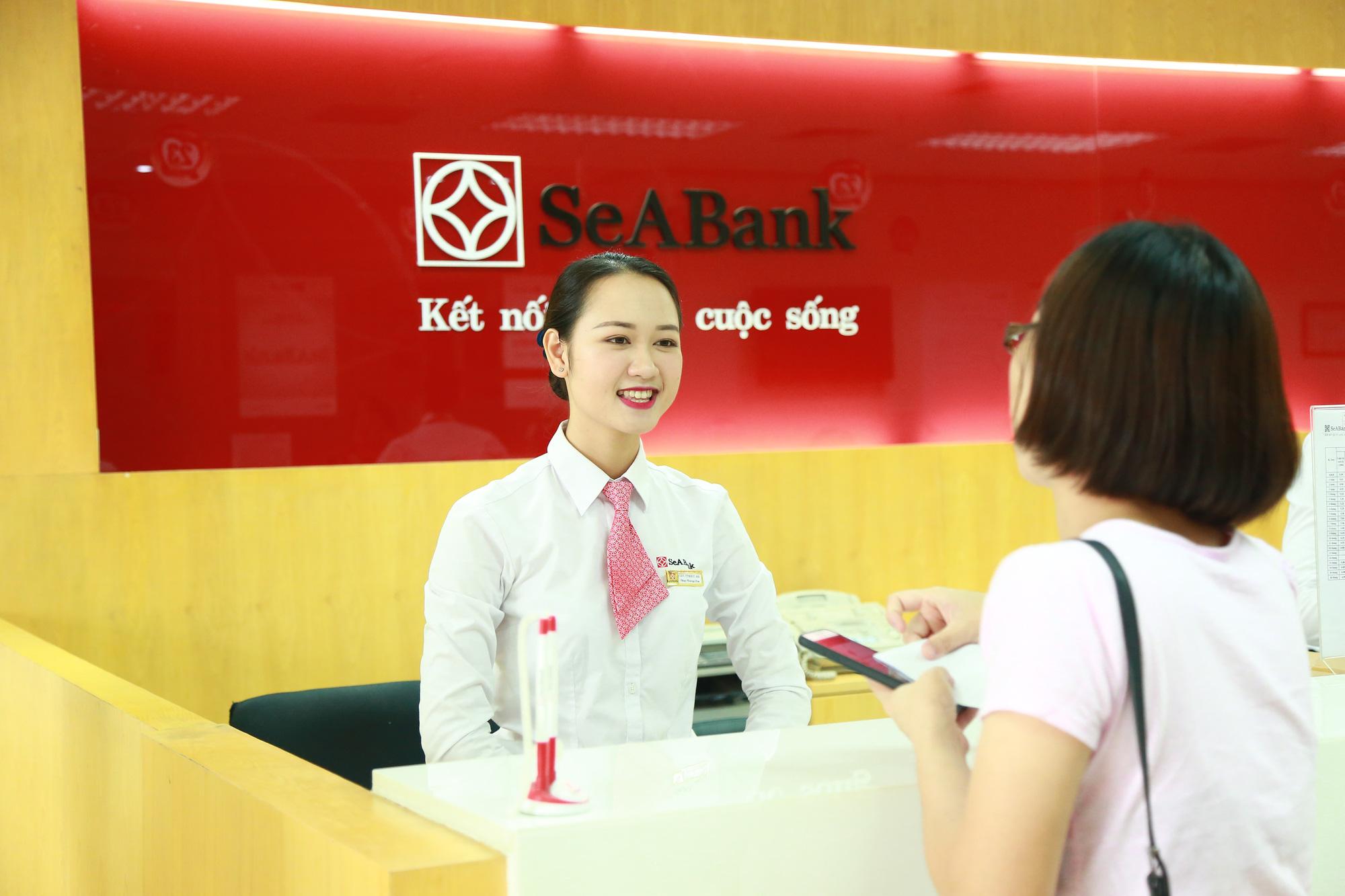 SeABank đặt mục tiêu lợi nhuận trước thuế đạt hơn 2.400 tỷ đồng, tăng vốn điều lệ lên 15.238 tỷ đồng - Ảnh 2.