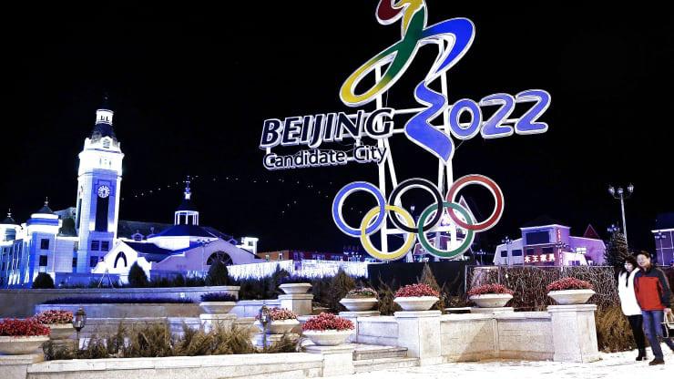 Mỹ phủ nhận đang kêu gọi đồng minh tẩy chay Thế vận hội Bắc Kinh 2022 - Ảnh 1.