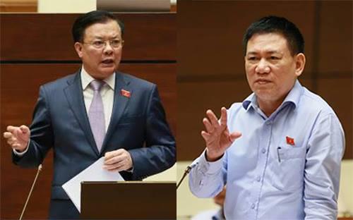Tân bộ trưởng Bộ tài chính Hồ Đức Phớc và câu chuyện truy thu thuế DN - Ảnh 2.