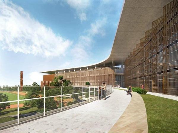 Trường quốc tế nổi danh nước Mỹ sắp khai trương ở Ecopark - Ảnh 1.