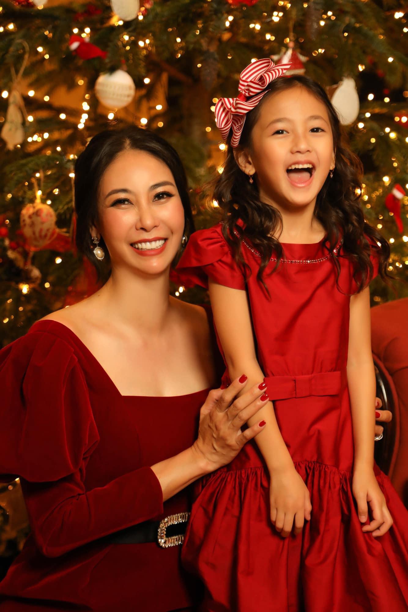 """Con gái của Hà Kiều Anh xinh chuẩn """"đại mỹ nhân tương lai"""" khiến Mai Phương Thúy ngưỡng mộ - Ảnh 6."""