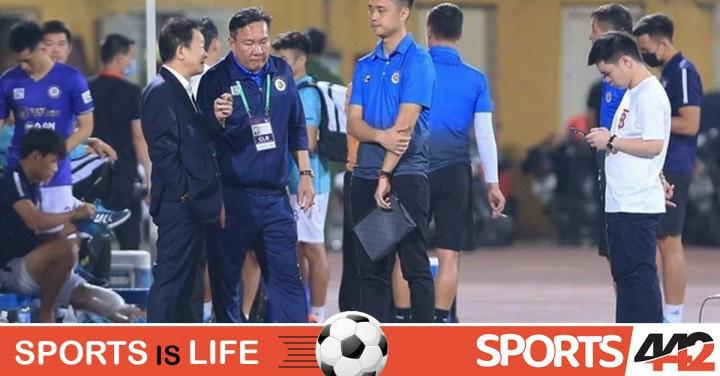 Hà Nội FC thua Viettel, bầu Hiển làm ngay 1 điều - Ảnh 1.
