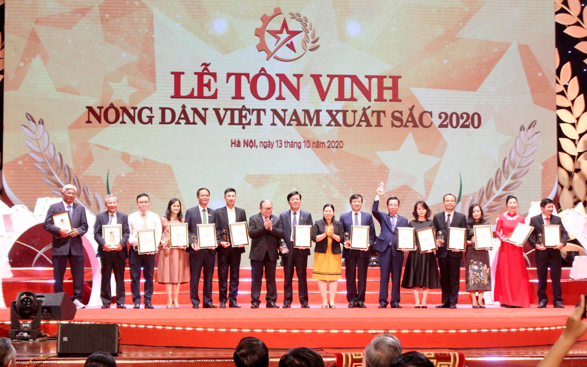 Khởi động Chương trình Tự hào nông dân Việt Nam 2021 - Ảnh 3.