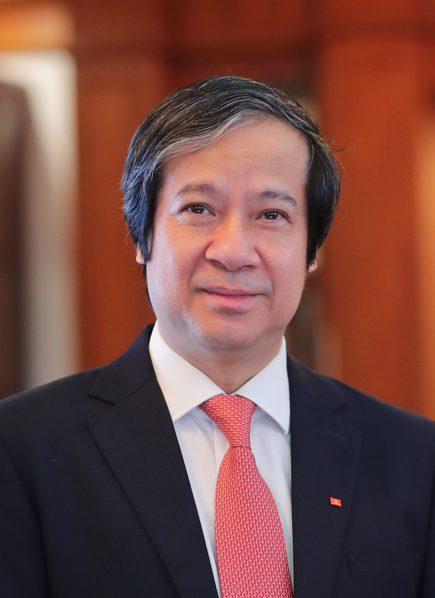 Chuyện chưa kể về Bộ trưởng Nguyễn Kim Sơn qua người thầy - đồng môn suốt 35 năm - Ảnh 1.