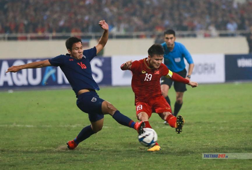 Thua Việt Nam trên BXH FIFA, tuyển thủ Thái Lan nói điều khó tin - Ảnh 1.