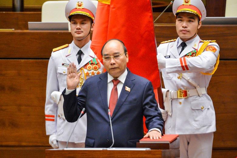 """Chủ tịch Quốc hội Vương Đình Huệ: """"Kiện toàn nhân sự là bước chuyển giao quan trọng"""" - Ảnh 2."""