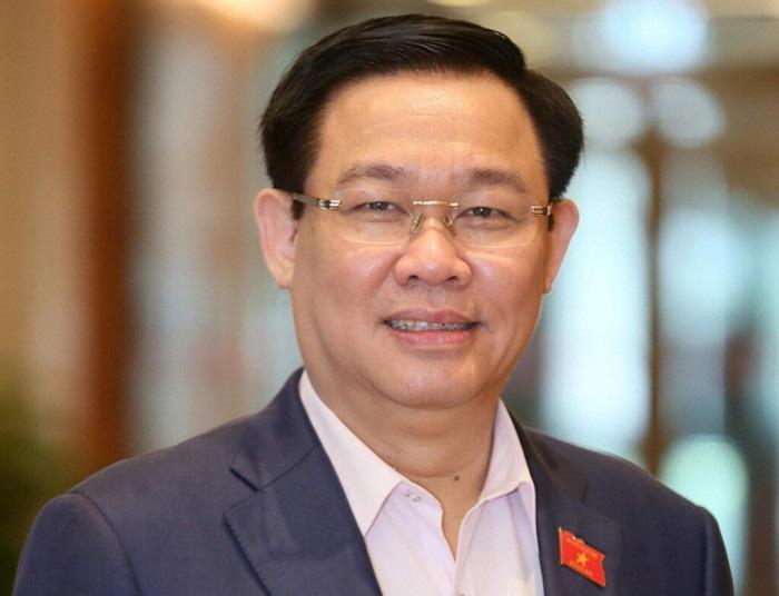 """Chủ tịch Quốc hội Vương Đình Huệ: """"Kiện toàn nhân sự là bước chuyển giao quan trọng"""" - Ảnh 1."""