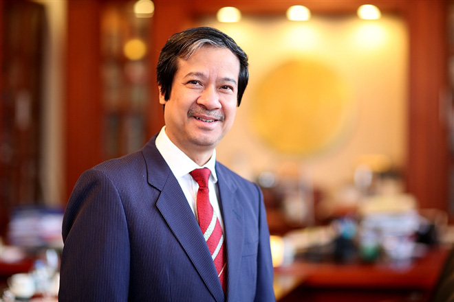 Chuyện chưa kể về Bộ trưởng Nguyễn Kim Sơn qua người thầy - đồng môn suốt 35 năm - Ảnh 3.