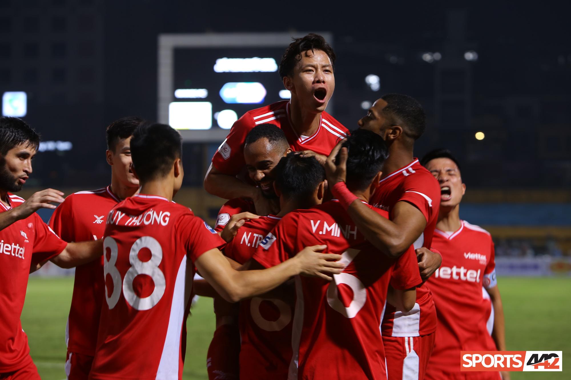Hà Nội FC thua Viettel, bầu Hiển làm ngay 1 điều - Ảnh 6.