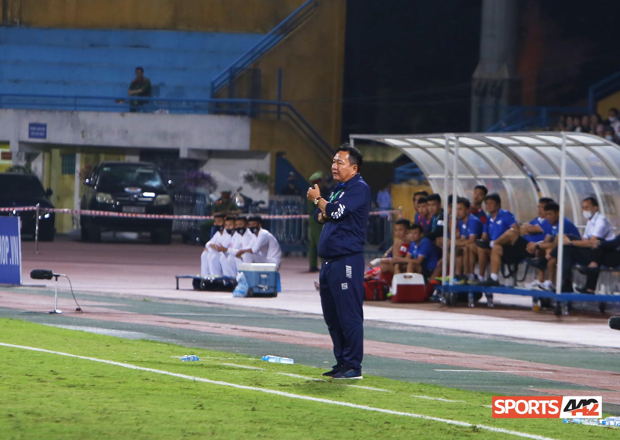 Hà Nội FC thua Viettel, bầu Hiển làm ngay 1 điều - Ảnh 2.