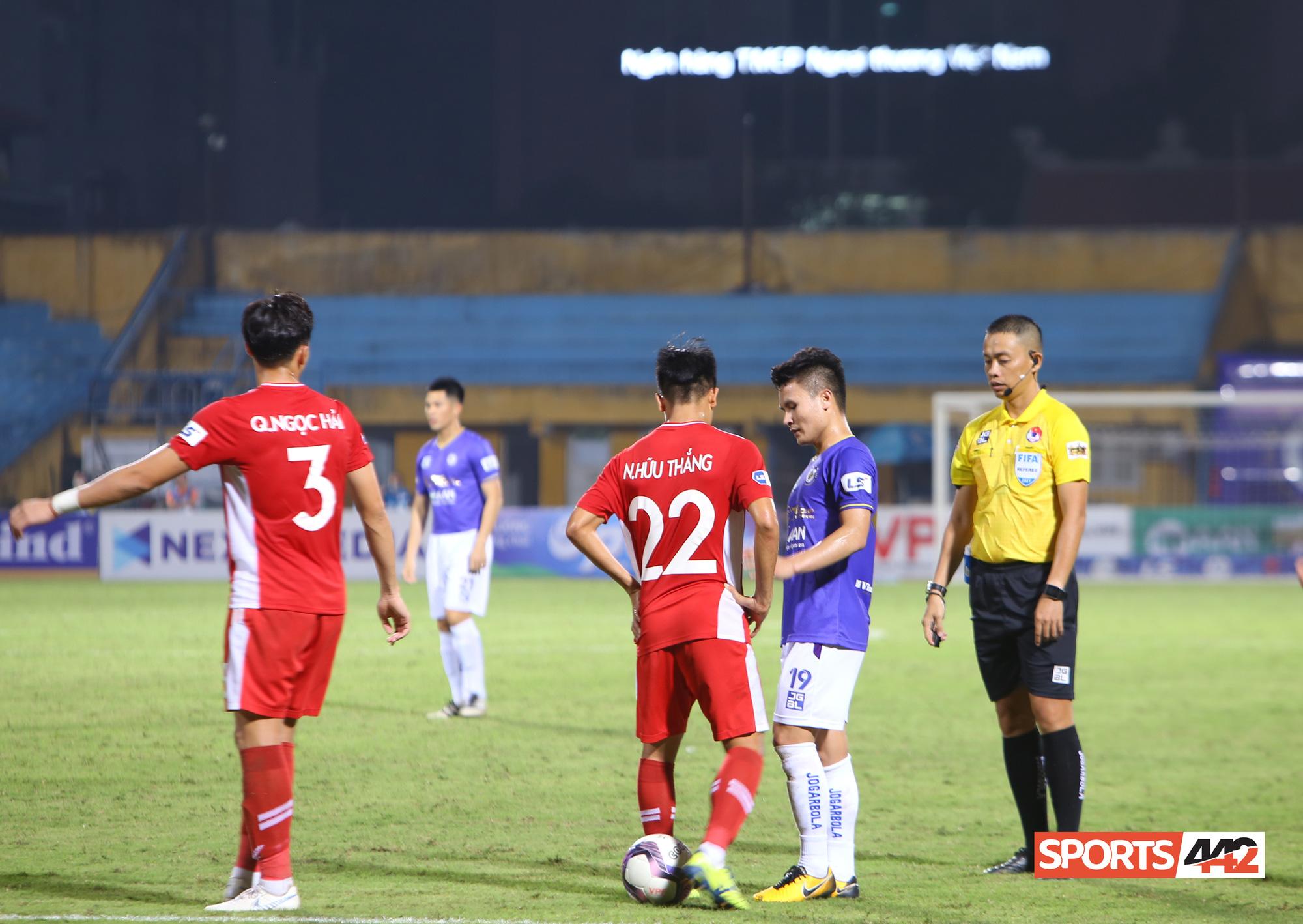 Hà Nội FC thua Viettel, bầu Hiển làm ngay 1 điều - Ảnh 3.