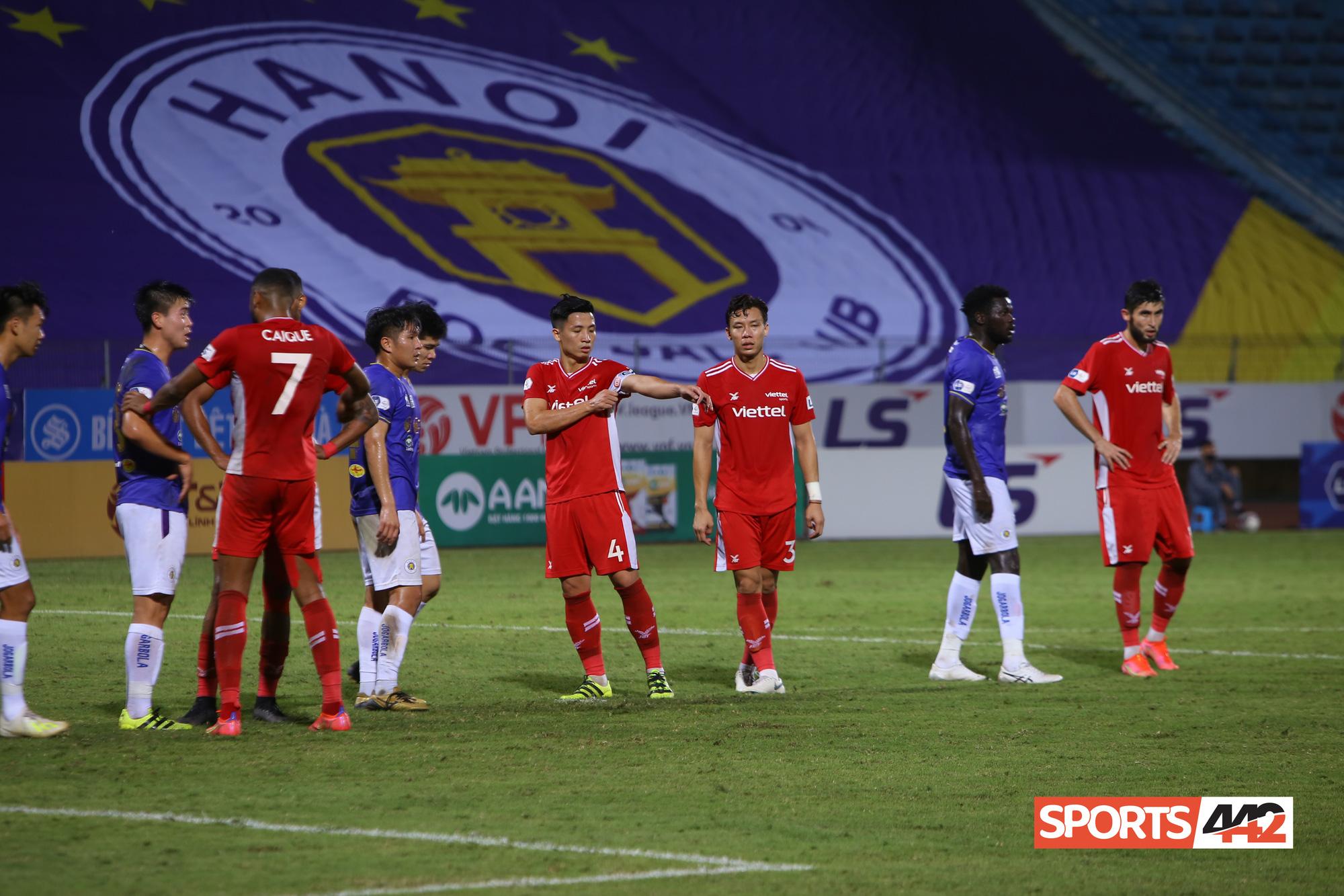 Hà Nội FC thua Viettel, bầu Hiển làm ngay 1 điều - Ảnh 5.