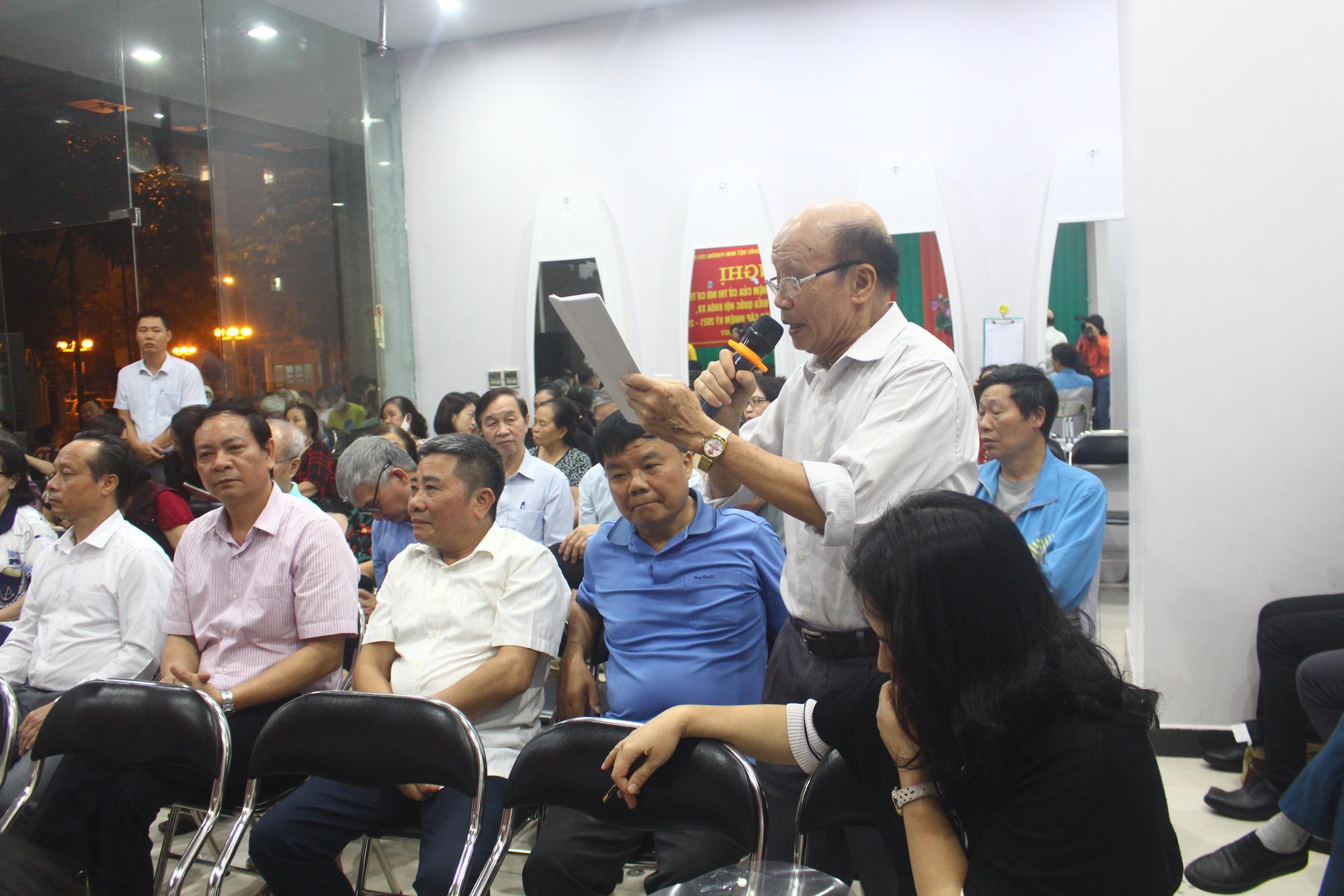 Ông Lương Quốc Đoàn được cử tri tín nhiệm cao, giới thiệu ứng cử Đại biểu Quốc hội khoá XV - Ảnh 3.