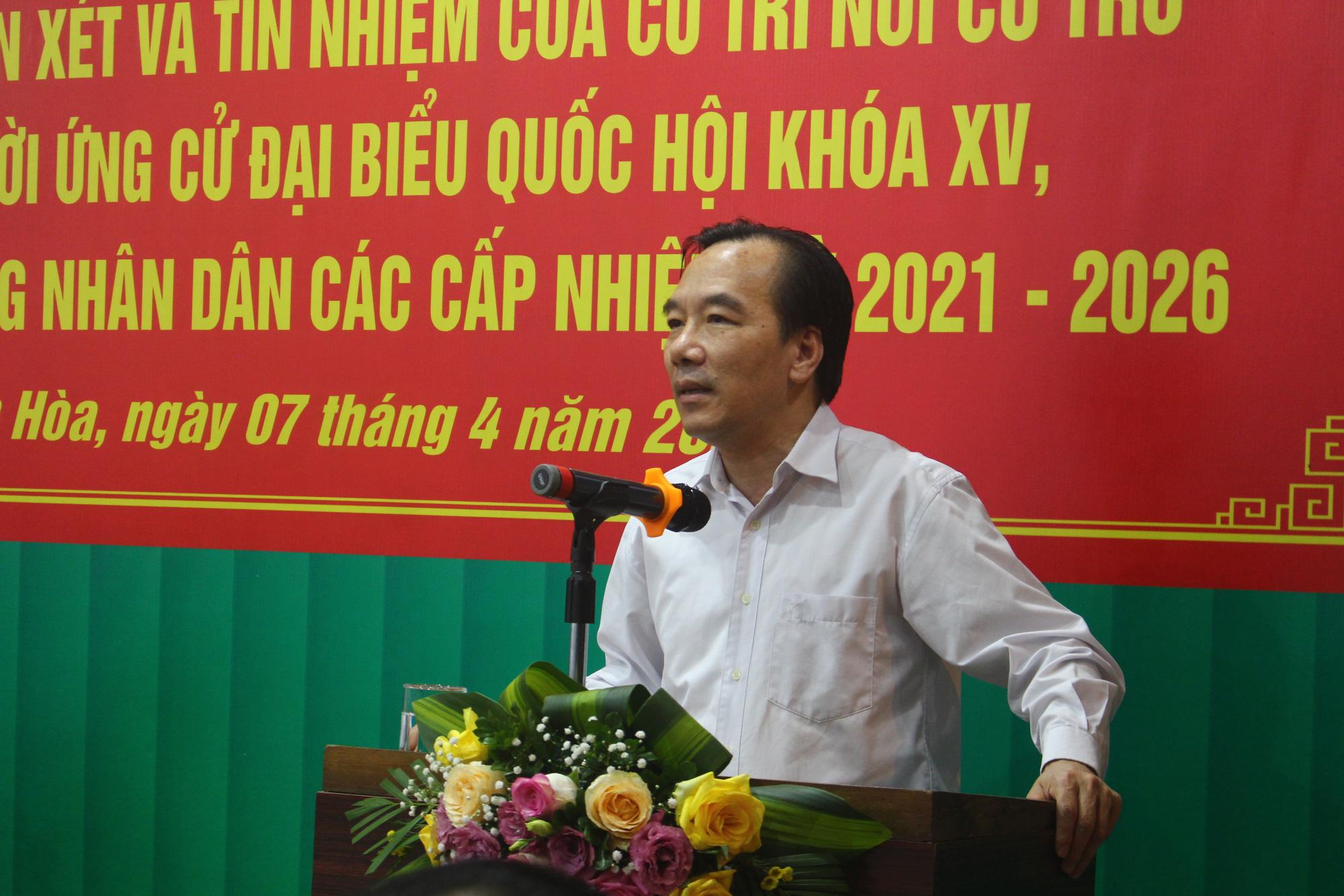 Ông Lương Quốc Đoàn được cử tri tín nhiệm cao, giới thiệu ứng cử Đại biểu Quốc hội khoá XV - Ảnh 5.