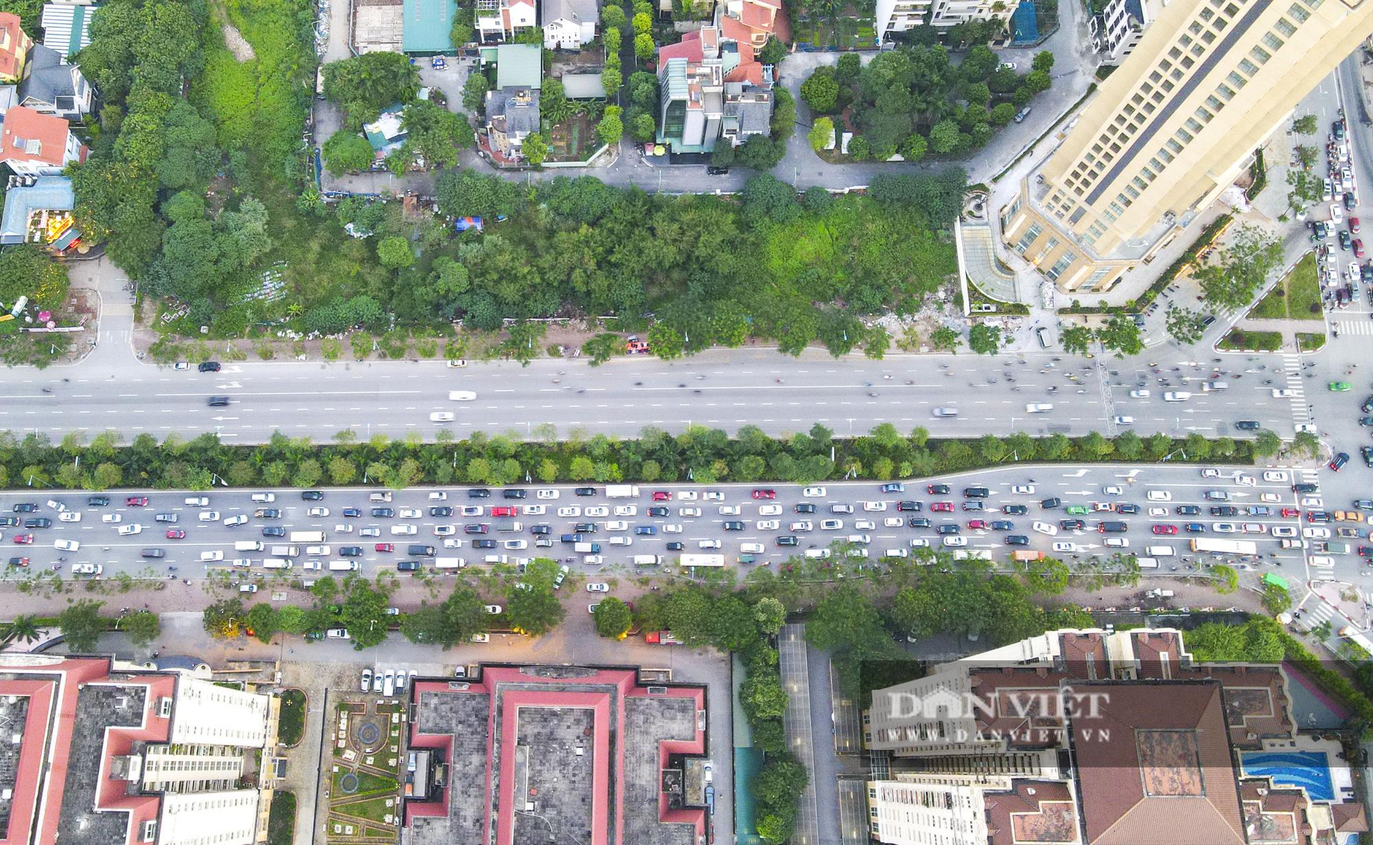 Điểm mặt những tuyến đường nhiều tầng cây xanh ở Hà Nội - Ảnh 5.