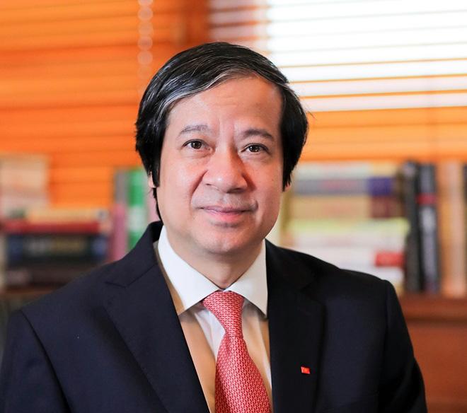 """Bộ trưởng GD-ĐT Nguyễn Kim Sơn: """"Bất kỳ ai bước vào vị trí mới đều phải học, tôi sẽ học"""" - Ảnh 1."""