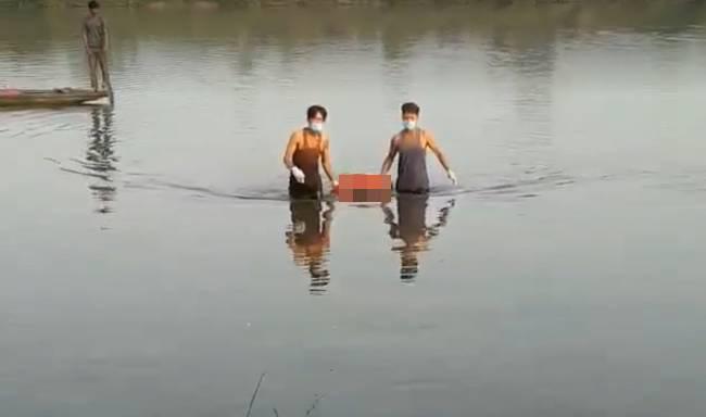 TT-Huế: Điều tra vụ thi thể người đàn ông nổi trên sông Bồ  - Ảnh 1.