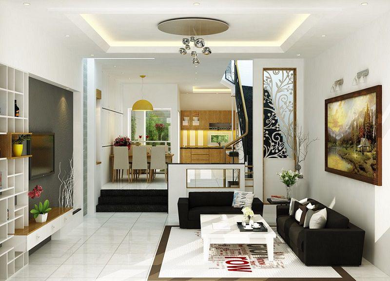 7 điểm đáng chú ý khi bài trí phòng khách để tin vui đến cửa, tài lộc đến nhà - Ảnh 1.