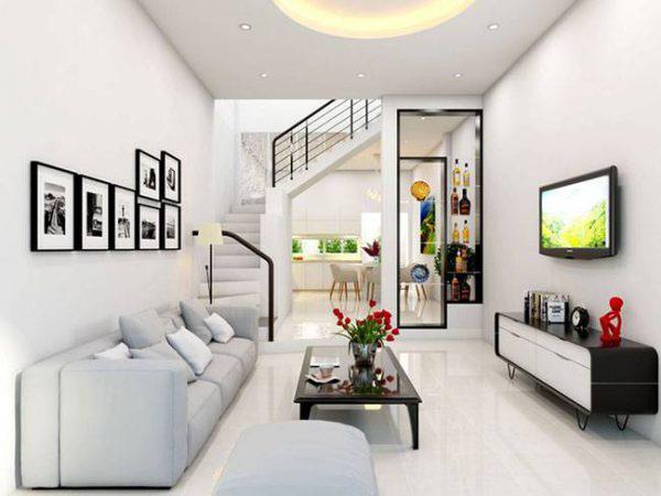7 điểm đáng chú ý khi bài trí phòng khách để tin vui đến cửa, tài lộc đến nhà - Ảnh 2.