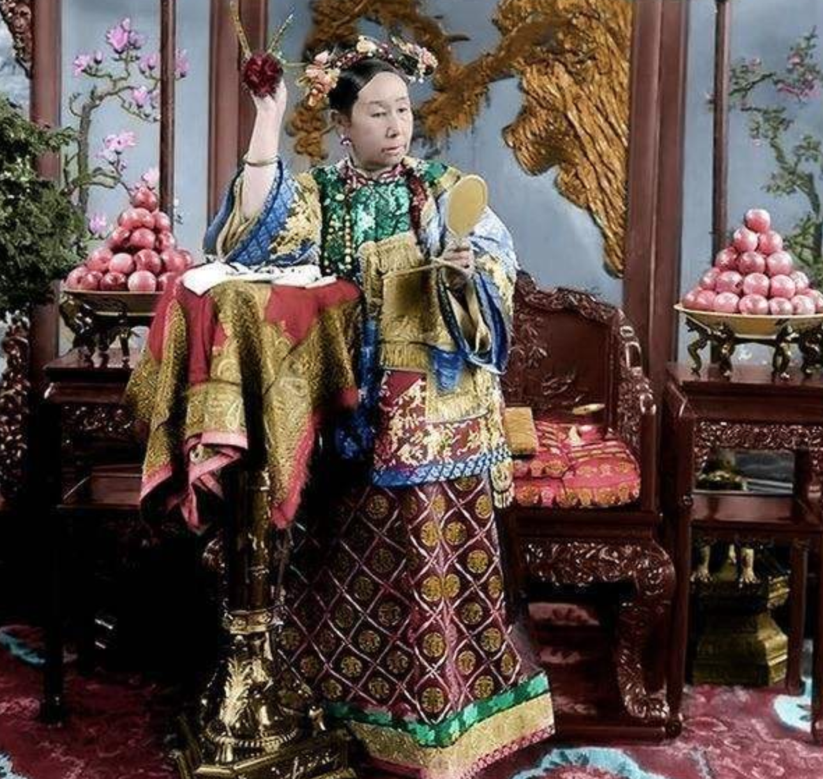 4 thói quen của Từ Hi Thái hậu khiến người hầu khiếp sợ - Ảnh 1.