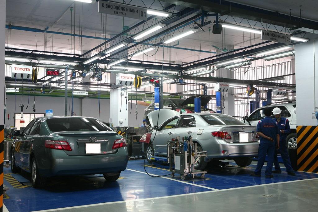 Tất tần tật về quy trình bảo dưỡng xe ô tô Toyota  - Ảnh 4.