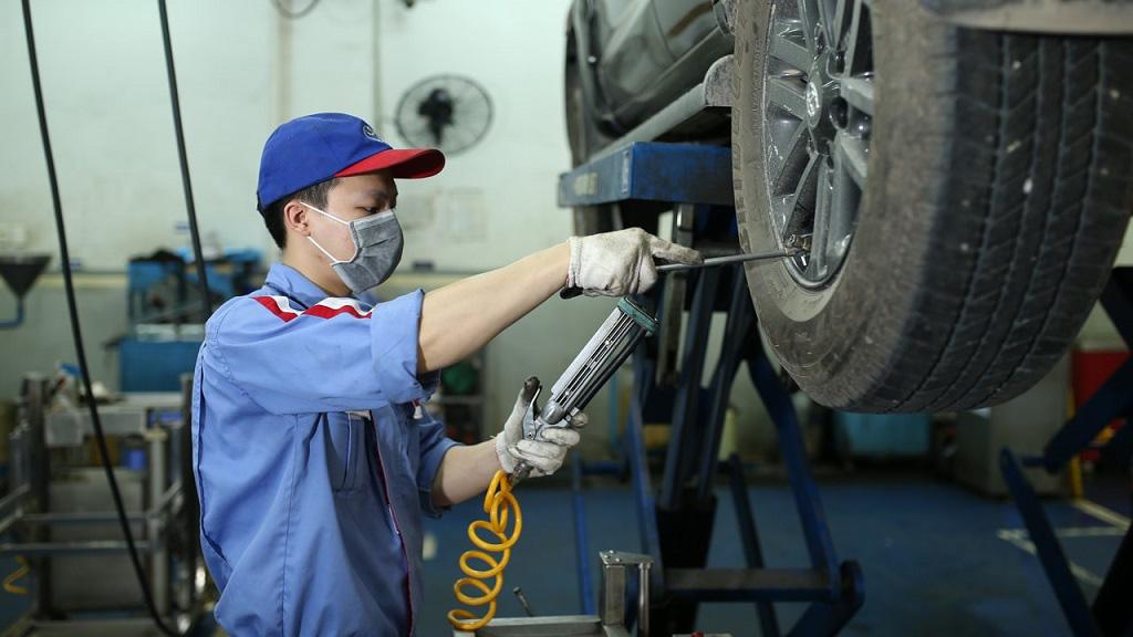 Tất tần tật về quy trình bảo dưỡng xe ô tô Toyota  - Ảnh 1.