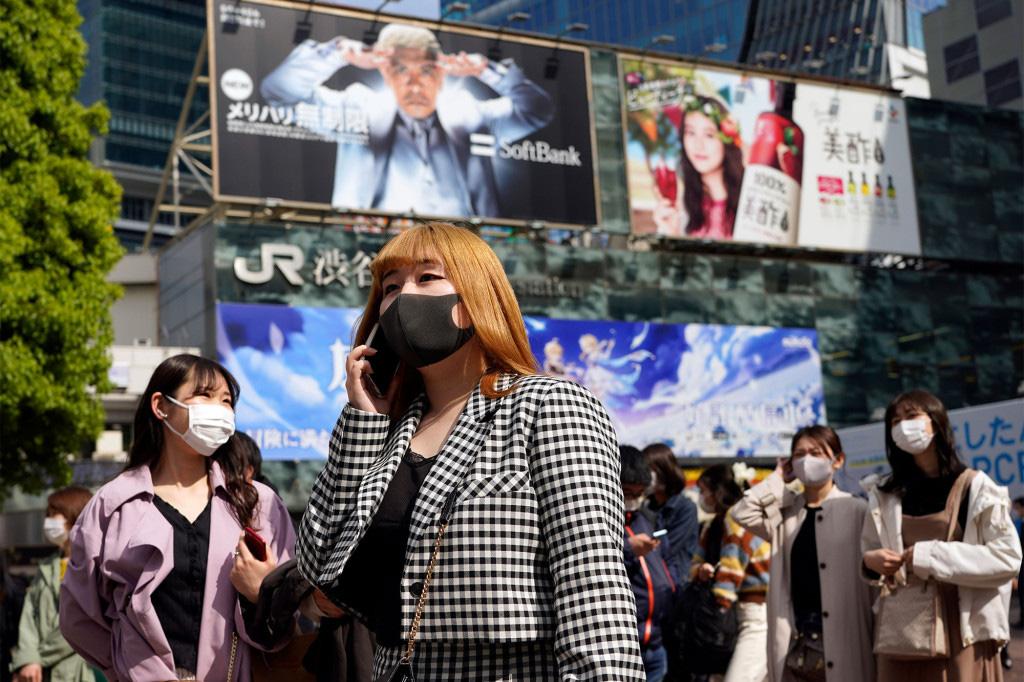 """Nhật Bản đặt Tokyo vào tình trạng """"đáng báo động"""" do ảnh hưởng dịch COVID-19 - Ảnh 2."""