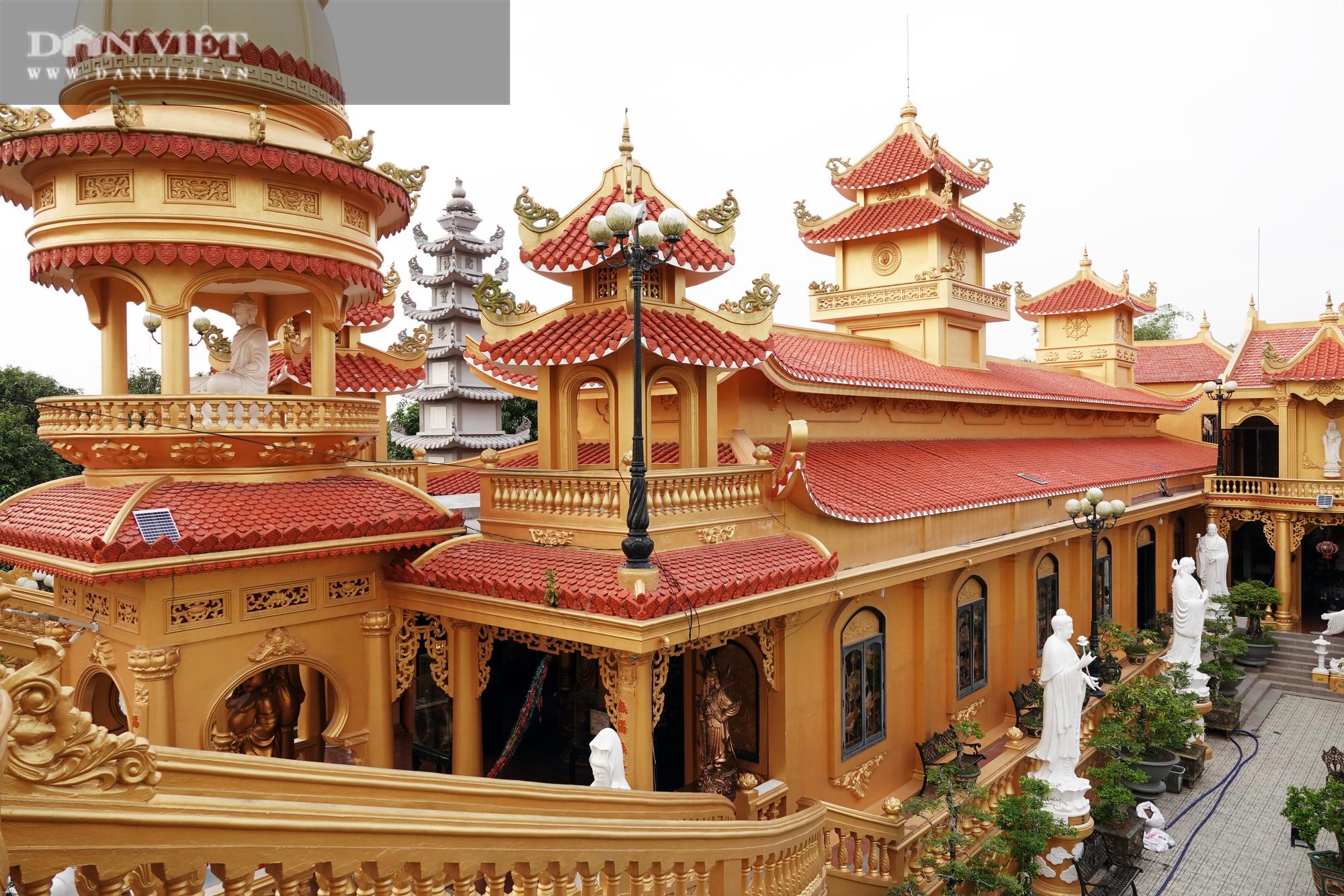 Ngôi chùa ở Cù Lao Giêng với quần thể tượng Phật đạt kỷ lục Việt Nam có gì đặc biệt? - Ảnh 4.