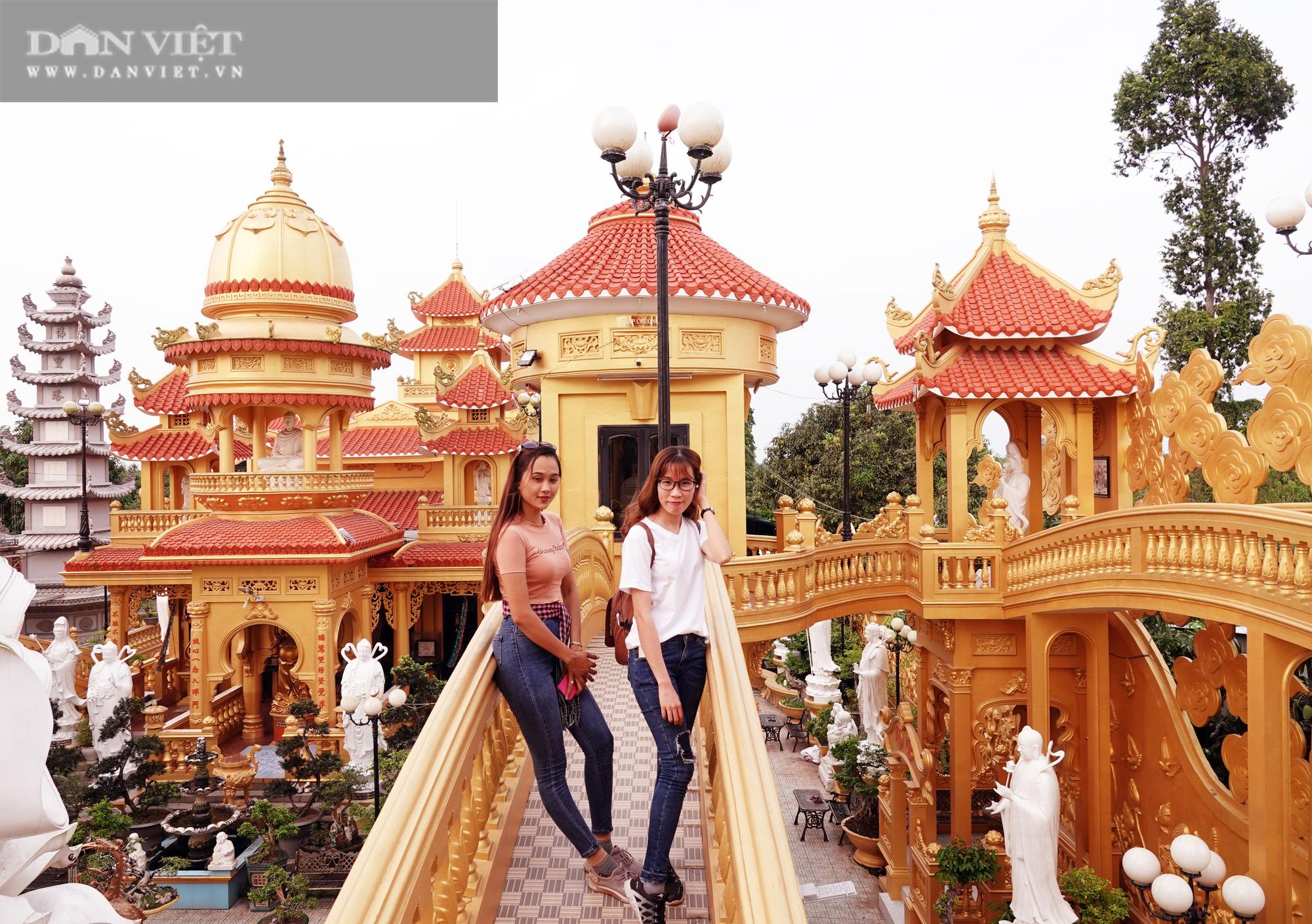 Ngôi chùa ở Cù Lao Giêng với quần thể tượng Phật đạt kỷ lục Việt Nam có gì đặc biệt? - Ảnh 8.