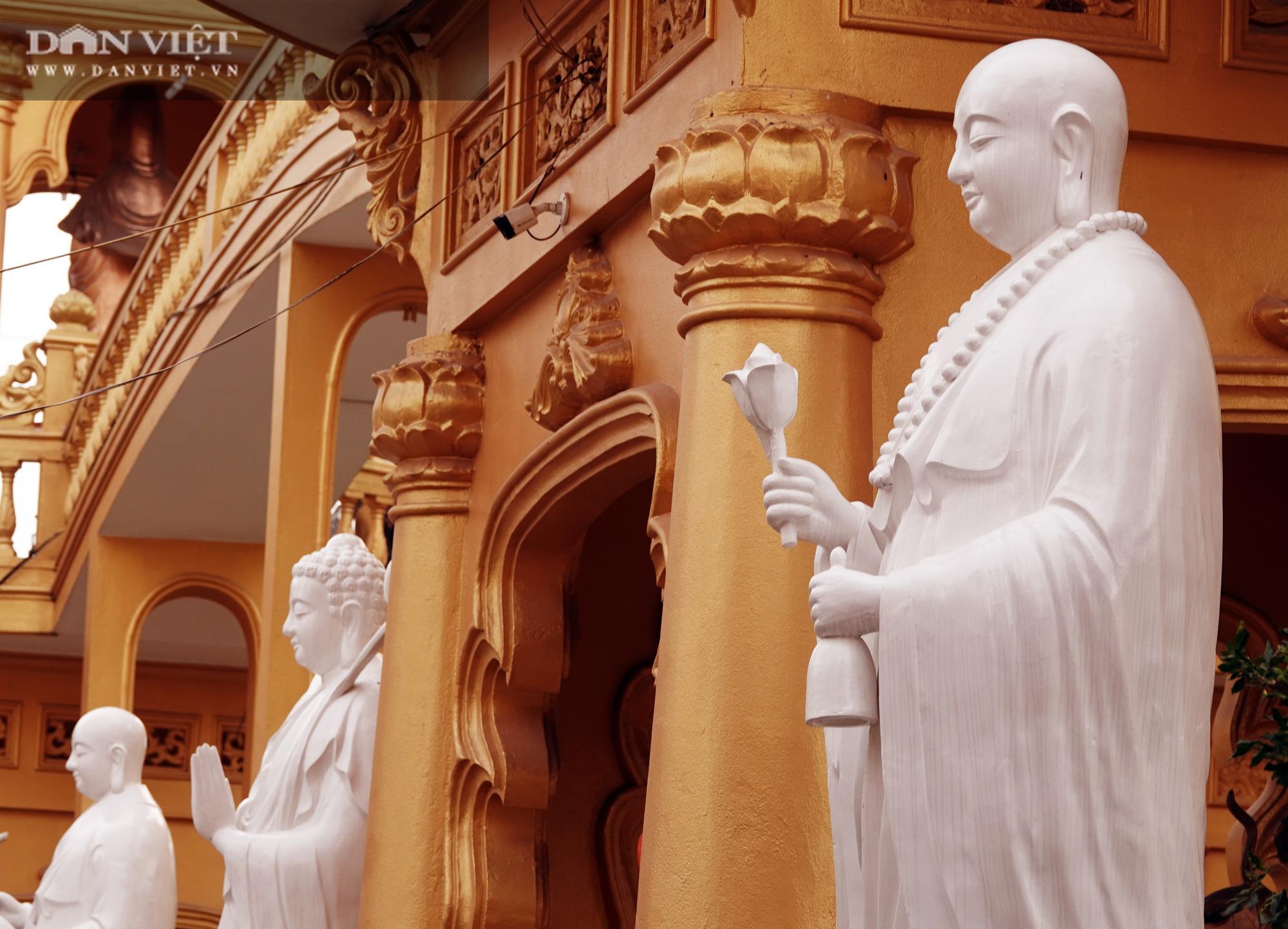 Ngôi chùa ở Cù Lao Giêng với quần thể tượng Phật đạt kỷ lục Việt Nam có gì đặc biệt? - Ảnh 6.
