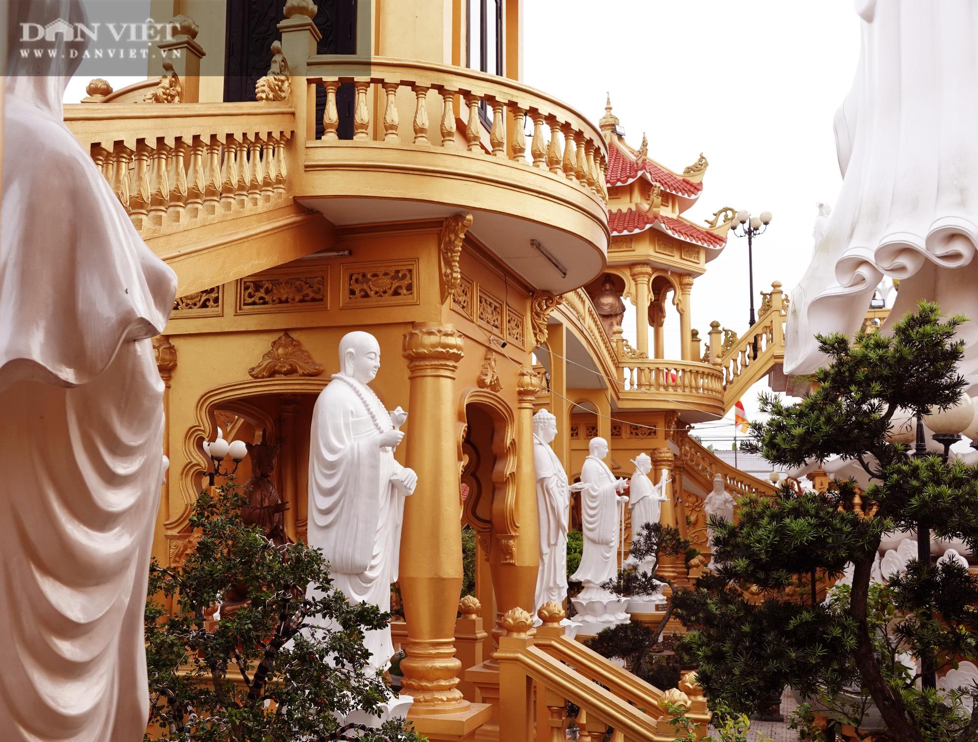 Ngôi chùa ở Cù Lao Giêng với quần thể tượng Phật đạt kỷ lục Việt Nam có gì đặc biệt? - Ảnh 9.