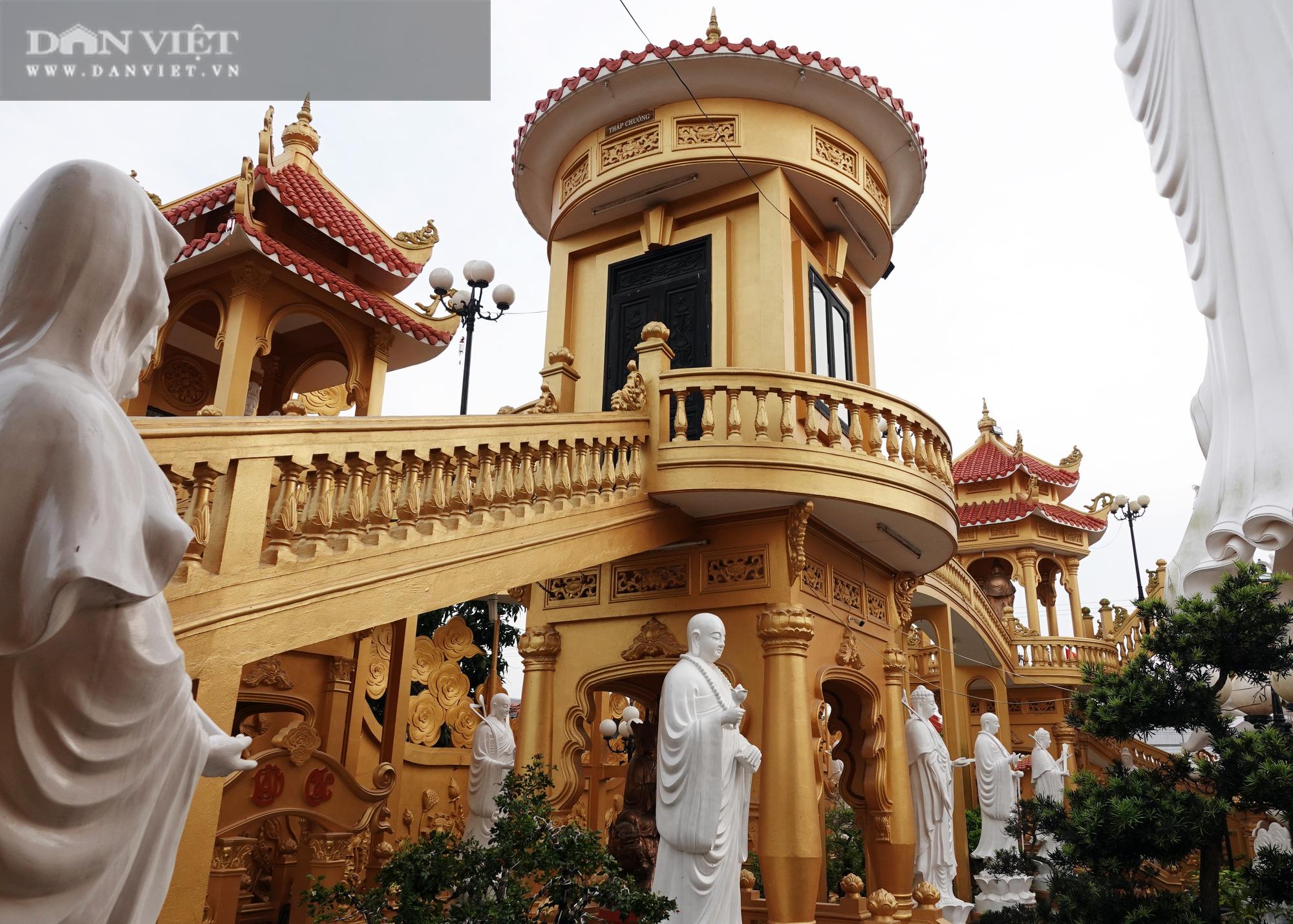 Ngôi chùa ở Cù Lao Giêng với quần thể tượng Phật đạt kỷ lục Việt Nam có gì đặc biệt? - Ảnh 10.