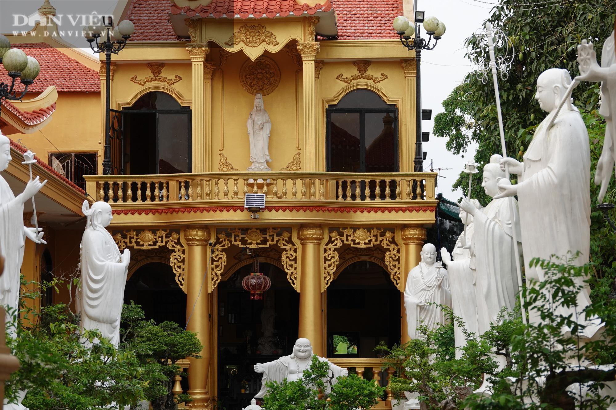 Ngôi chùa ở Cù Lao Giêng với quần thể tượng Phật đạt kỷ lục Việt Nam có gì đặc biệt? - Ảnh 11.