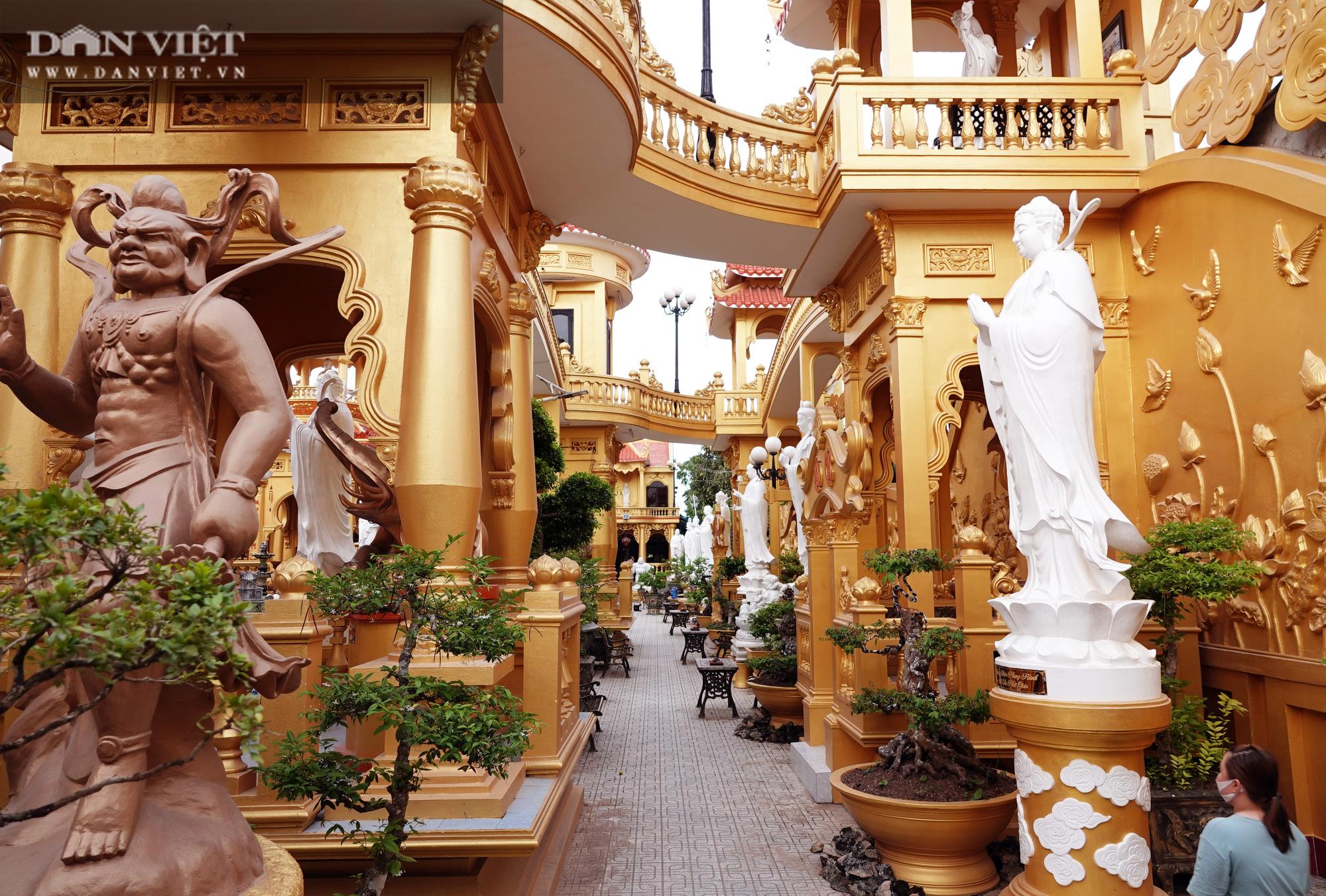 Ngôi chùa ở Cù Lao Giêng với quần thể tượng Phật đạt kỷ lục Việt Nam có gì đặc biệt? - Ảnh 2.