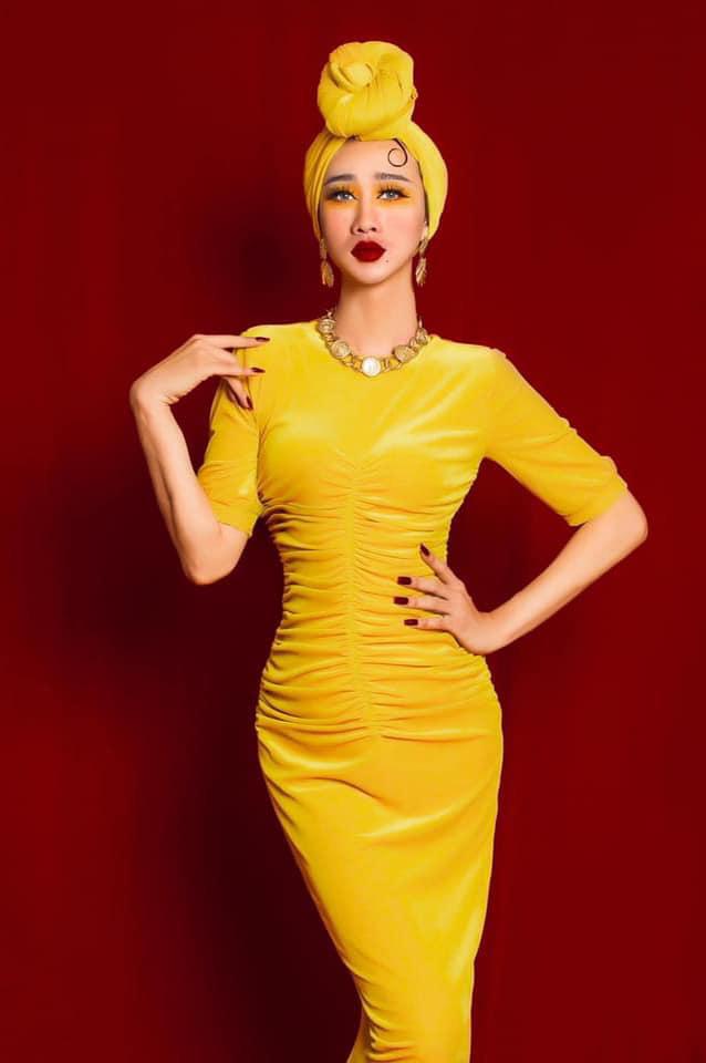 """Vì sao diễn viên Hải Triều """"chán giả gái đẹp"""", muốn đóng vai giả gái """"khùng""""? - Ảnh 3."""