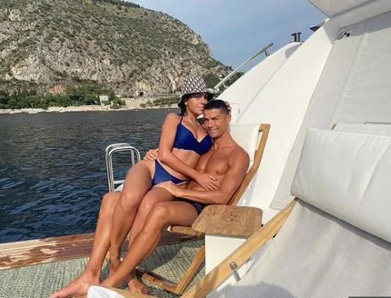 Ronaldo và Georgina Rodrigue đã bên nhau được 5 năm.
