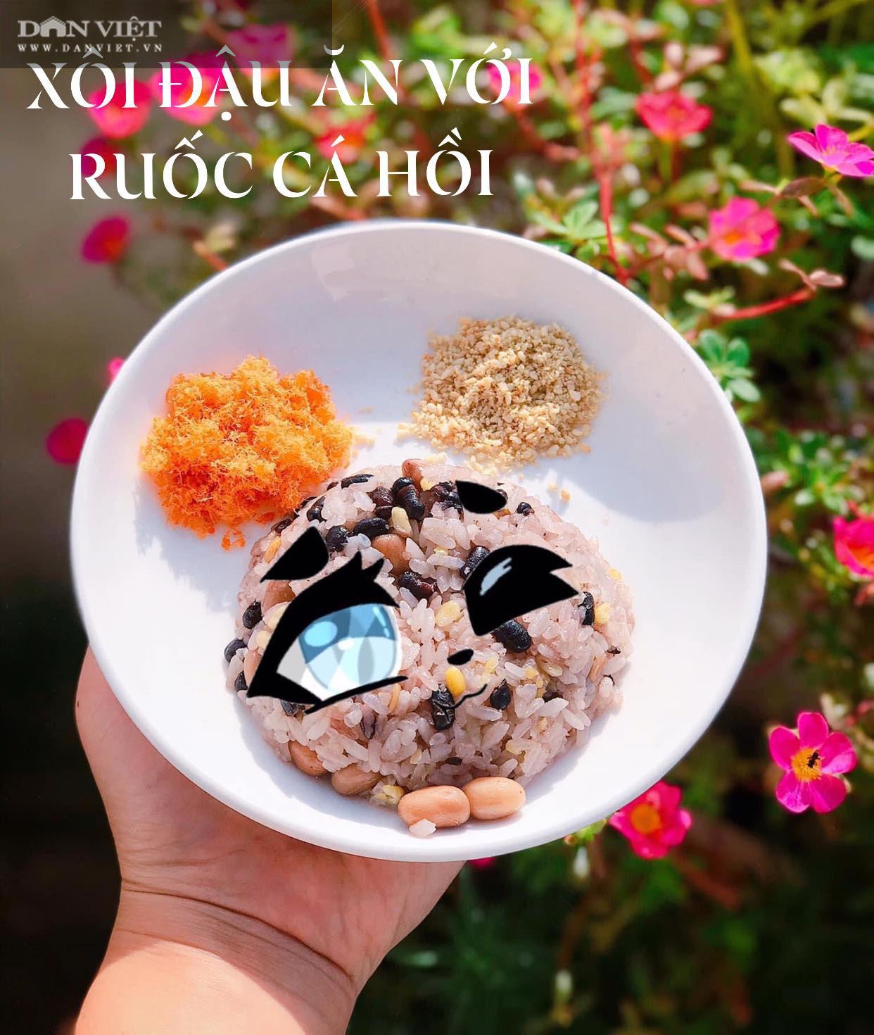 Gợi ý 4 món ăn sáng với ruốc cá hồi đơn giản và đủ chất cho bé - Ảnh 3.