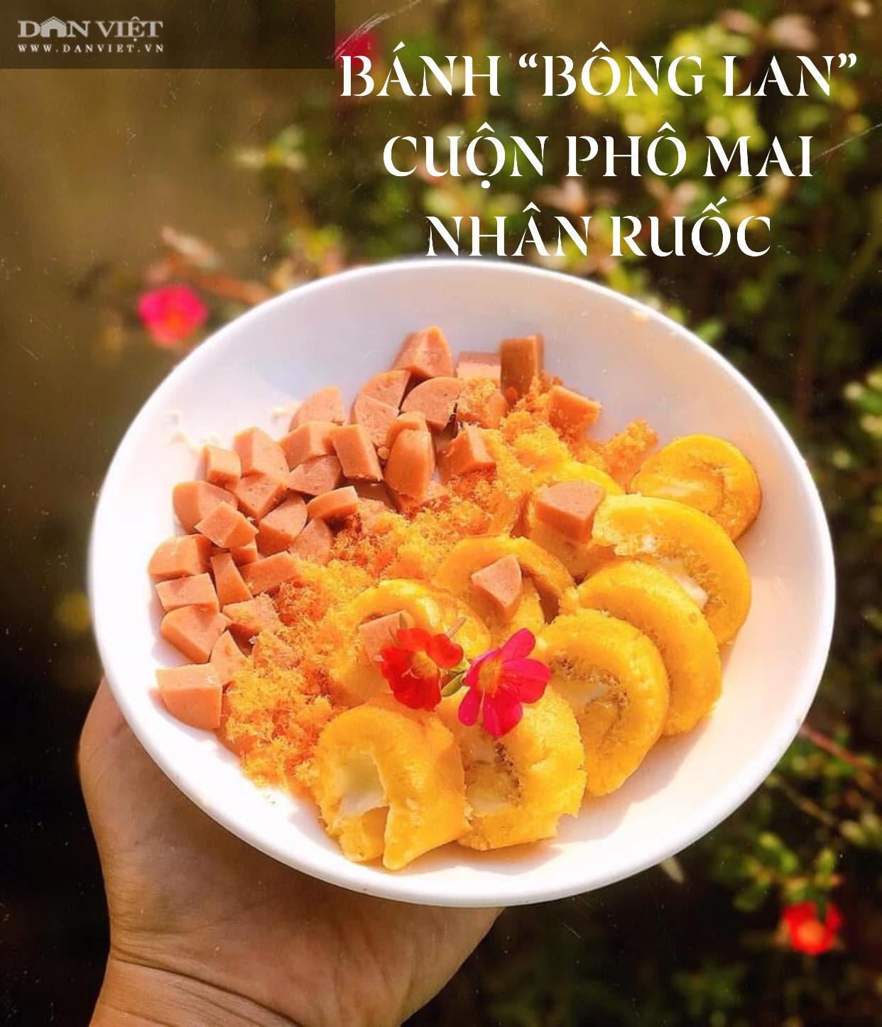 Gợi ý 4 món ăn sáng với ruốc cá hồi đơn giản và đủ chất cho bé - Ảnh 2.