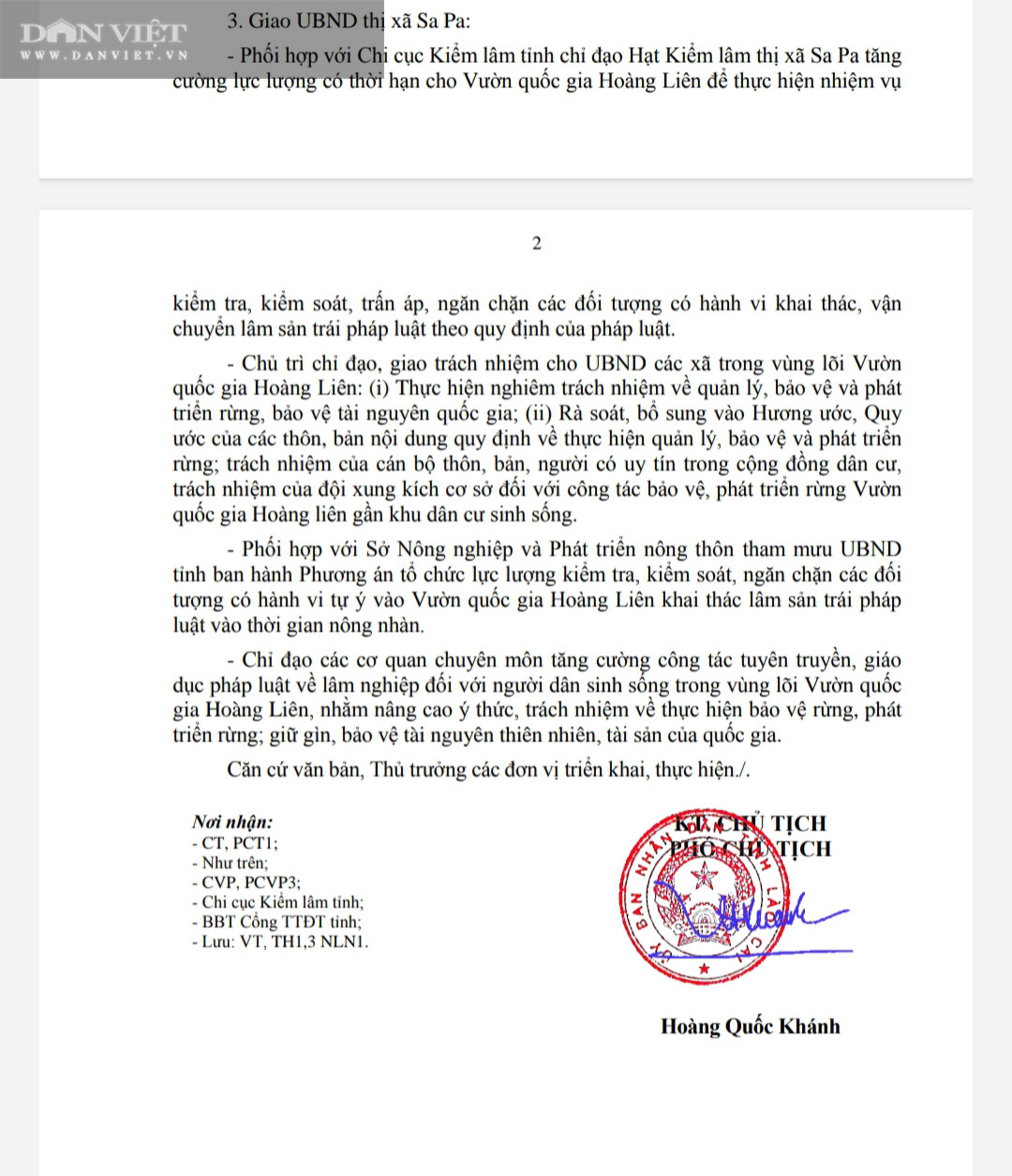 Tỉnh Lào Cai yêu cầu Kiểm điểm, làm rõ trách nhiệm cá nhân có liên quan vụ phá rừng pơ mu VQG Hoàng Liên - Ảnh 4.