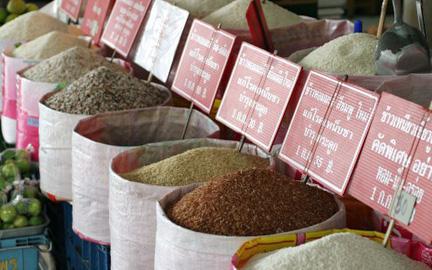 Thái Lan cắt giảm thuế xuất khẩu gạo để giữ thị phần