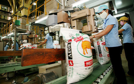Nhiều nhà máy thức ăn chăn nuôi sắp hết nguyên liệu